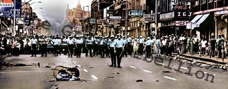 Detroit riots 1967 | Criminal Justice in America | Scoop.it