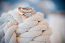 Jetties Beach Wedding by Brea McDonald Photography | Style Me ... | All About Beach Weddings | Scoop.it