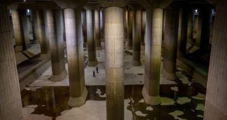 El tanque de agua más grande del mundo | Blog del Agua | Infraestructura Sostenible | Scoop.it