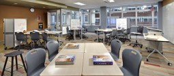 New Classrooms Prioritize Connectivity, Flexibility, & Collaboration | Office Environments Of The Future | Scoop.it