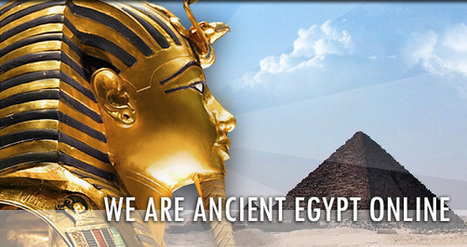 KingTutOne.com | Ancient Egypt Online | ks3humanities | Scoop.it
