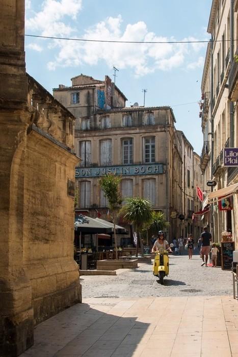 [La Route: Vom Mittelmeer an den Atlantik #1] Montpellier – von bezaubernden alten Gassen, Lavendel Macarons und junger Küche   Dinner um Acht   Frankreich Tourismus   Scoop.it
