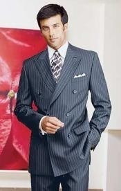 Dashing Double Breasted Suit For Men | Mens Personality development | Scoop.it