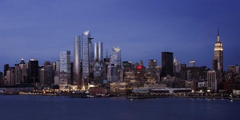 This Is The $20 Billion Future Of Manhattan's West Side | Interesting Reading | Scoop.it