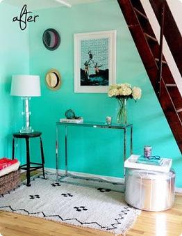 Initiales GG, une fille mais pas que...: DIY : un mur tie and dye! | DIY DIY | Scoop.it