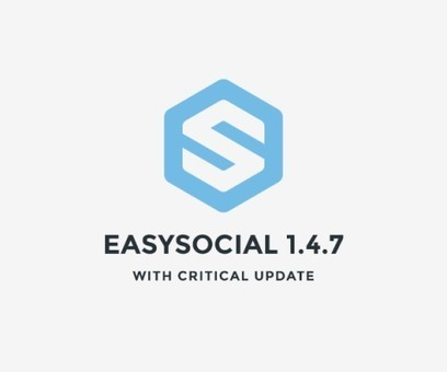 Critical update for EasySocial! Update to 1.4.7 now! | Just Joomla! | Scoop.it