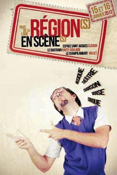 Vignoble de Nantes : seizième édition du festival Régions en scènes les 15 et 16janvier - Nantes.maville.com   Le vin quotidien   Scoop.it
