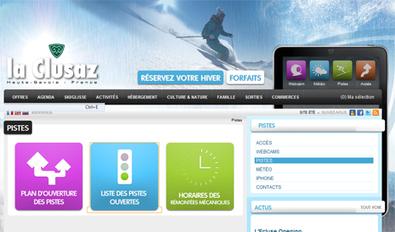 Balme - La Clusaz : ouverture du domaine skiable ce week-end ! - I-Voyages | Domaines skiables | Scoop.it