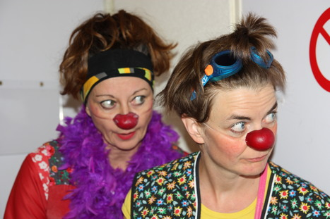 Forcenez à Marseille - atelier de clown - spectacle - intervention séminaire colloque | Créativité et territoires | Scoop.it