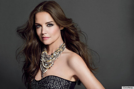 Katie Holmes Became the First Celebrity in Bobbi Browns' Ad Campaign « UPERE Fashion Fix | Fashion & Style News | Read it, Watch it, Shop it! | Celebrities Movement | Scoop.it