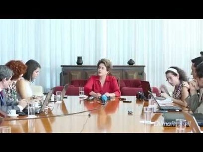 Agências internacionais abrem espaço que a mídia golpista nega à presidenta Dilma Rousseff | BOCA NO TROMBONE! | Scoop.it