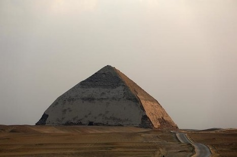 Second phase of #ScanPyramid project begins - Ancient Egypt - Heritage - Ahram Online | Egiptología | Scoop.it