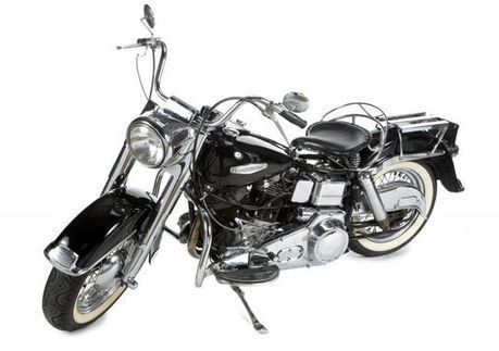 Marlon Brando's vintage Harley Davidson set for auction - USA TODAY   Harley Davidson   Scoop.it
