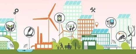 Smart city : la ville qui affronte les défis de demain ? | Le blog de la formation informatique | Veille Informatique par ORSYS | Scoop.it