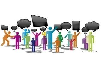 Les réseaux sociaux dans l'entreprise : de la sphère privée à l'usage professionnel | Ca m'interpelle... | Scoop.it