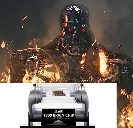 Terminator T800 Brain Chip On Sale | All Geeks | Scoop.it