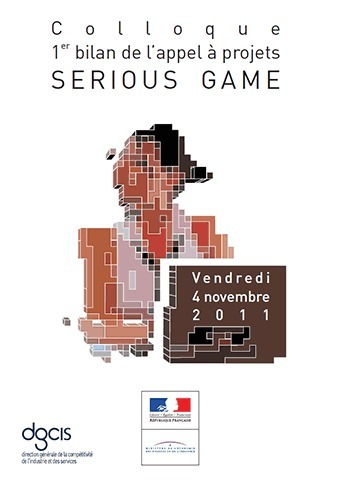 Colloque Serious Game, vendredi 4 novembre | Tic et enseignement | Scoop.it