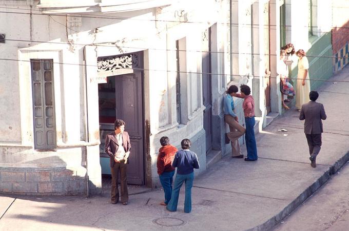 meet the artist who secretly documented 70s bogotá's gay cruising spots