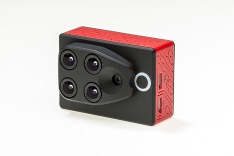 Parrot's multispectral crop monitoring sensor can be retrofitted to existing drones | Environment Acquisition | Scoop.it