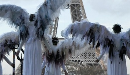 Flying High in Paris - Sustainable Living Festival | The Arts and Sustainability | Scoop.it