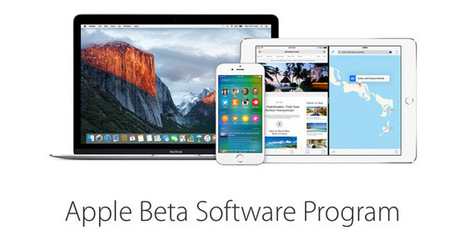 Tutti i sistemi operativi Apple in nuova versione beta - PC Professionale | sistemi operativi | Scoop.it