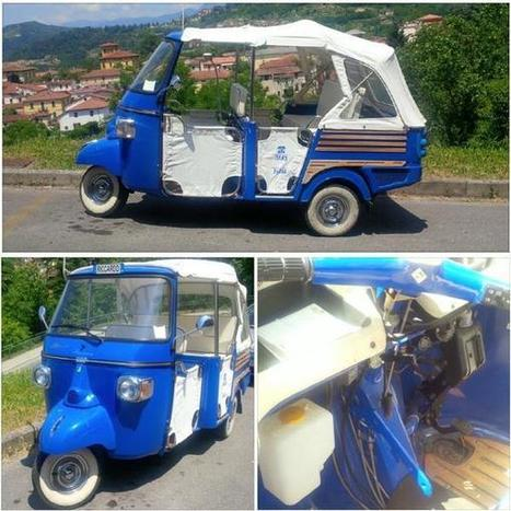 Automotive Space on Twitter | Calessino Parade - collectable Italian style on three wheels | Scoop.it