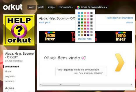 Novidade no Orkut: Temas para as comunidades | Cultura de massa no Século XXI (Mass Culture in the XXI Century) | Scoop.it