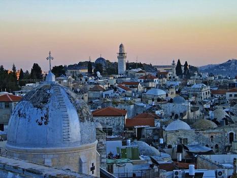 Jérusalem. Dans l'intimité de la Ville Sainte. | Ma vie est un long fleuve tranquille ... | Scoop.it