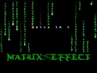 Matrix Effect Using HTML5 and Javascript | HTML5 Javascript CSS3 | Scoop.it