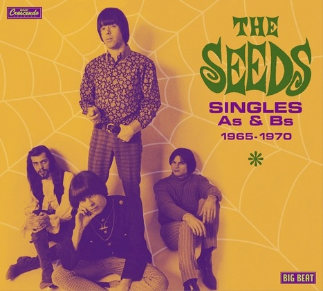 THE SEEDS - SINGLES As & Bs 1965-1970 | Music Resources | Scoop.it