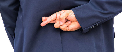 Is Every Lie 'a Sin'? Maybe Not | Business Brainpower with the Human Touch | Scoop.it