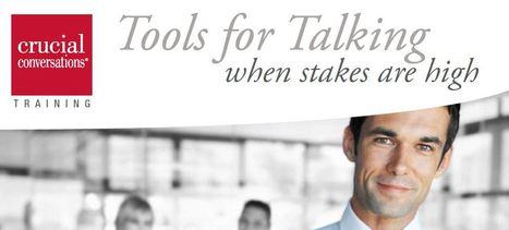 Crucial Conversations Training Program | Crucial Conversations Training | Scoop.it