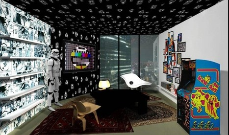 """""""The connected Home"""" de France Télévisions au Web'12   Curiosité Transmedia & Nouveaux Médias   Scoop.it"""