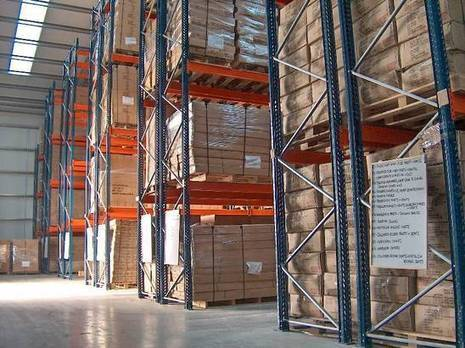 Warehouse Storage Solutions: Knowing Your Options | My Collection | Scoop.it