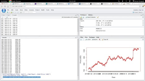 Integrating R with Cloudera Impala for Real-Time Queries on Hadoop | Big Data and NoSQL Daily | Scoop.it