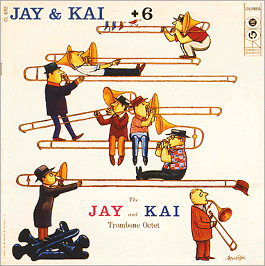 Jay & Kai Plus 6: 1956 | Jazz Plus | Scoop.it