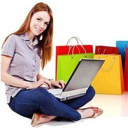 Entre el 35% y el 41% de los compradores de perfumes y cosméticos se ha mudado ya a internet   make up   Scoop.it