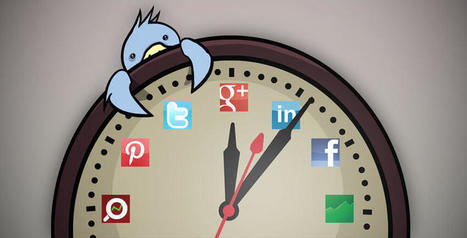 Como saber cual es la mejor hora para publicar en las redes sociales   Marketing&Socialmedia   Scoop.it