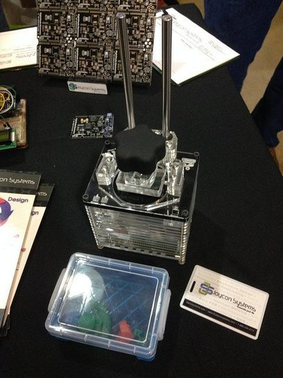 Art and Tech Mix at Miami Mini Maker Faire 2014 | Maker Stuff | Scoop.it