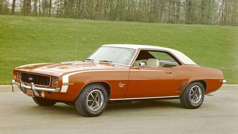 Chevrolet Camaro: La guerre à la Mustang | Autonet.ca | american muscle cars | Scoop.it