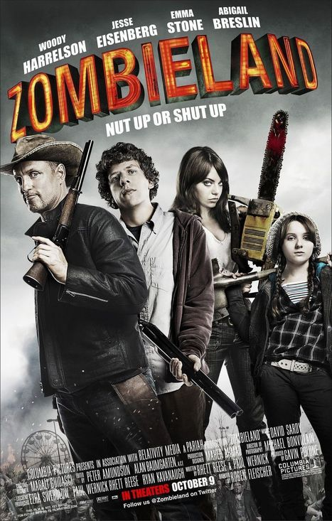 Finally 'Zombieland 2' Has A Writer and Director | Zombies | Scoop.it