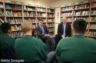 Prison book ban: Grayling hits back at critics | Bathgate Academy Politics and Economics | Scoop.it