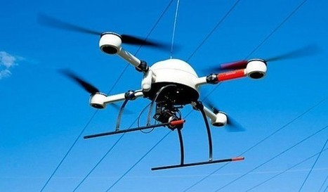 News Organizations To Start Using Drones by 2015?? | Littlebytesnews Current Events | Scoop.it