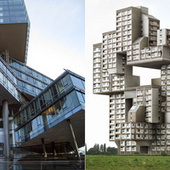 This Building Is Too Insane To Be a Bank | Strange days indeed... | Scoop.it