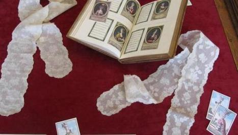 Valenciennes: les dentelles en fête dans la bibliothèque des Jésuites | Revue de presse | Scoop.it
