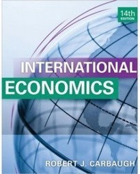 Test Bank For » Test Bank for International Economics, 14th Edition: Robert Carbaugh Download | Economics Test Banks | Scoop.it