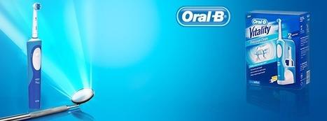 Buono Sconto Spazzolino Oral-B sconto 40% | Couponmania.eu | Scoop.it