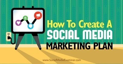 How to Create a Social Media Marketing Plan | web learning | Scoop.it