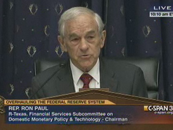 #RonPaul Is Hosting A Hearing On Ending The #FederalReserve Right Now | Commodities, Resource and Freedom | Scoop.it