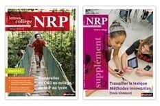 NRP Collège | Revue de presse Pierre Flamens | Scoop.it